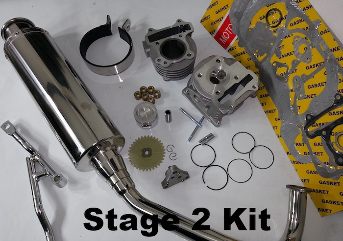 Rolling Wrench gy6 stage 2 kit