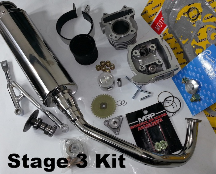 Rolling Wrench stage 3 kit